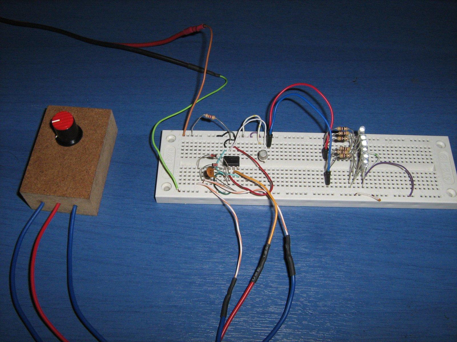 Диммер для светодиодной ленты 12 Вольт: виды, подключение 74