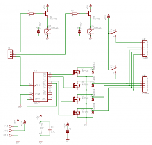 stepper motor controller circuit diagram wiring diagram for car wiring arduino mega diagram furthermore 72v wiring diagram also h bridge schematic as well 2 wire