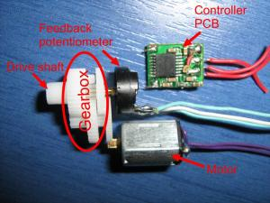 How Rc Servos Works