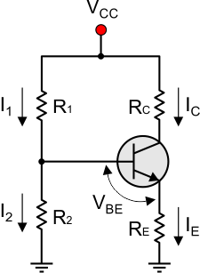 Transistor Mic Pre also Transistor sambungan dwikutub additionally Simple Mobile Phone Jammer Circuit together with BJT Vs FET also BasicElectronics 1A Page1. on transistor biasing